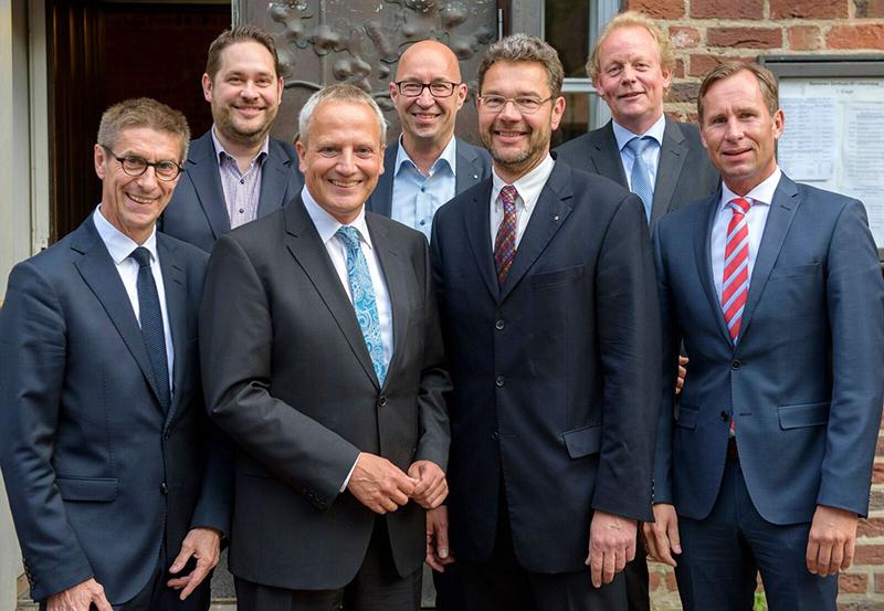Vorstand und Beirat - VLK Lüneburg